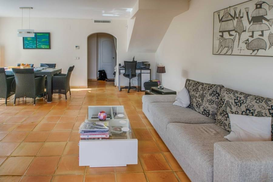 Townhouse - Ready To Move And Live - Balcon Sierra Cortina - Finestrat