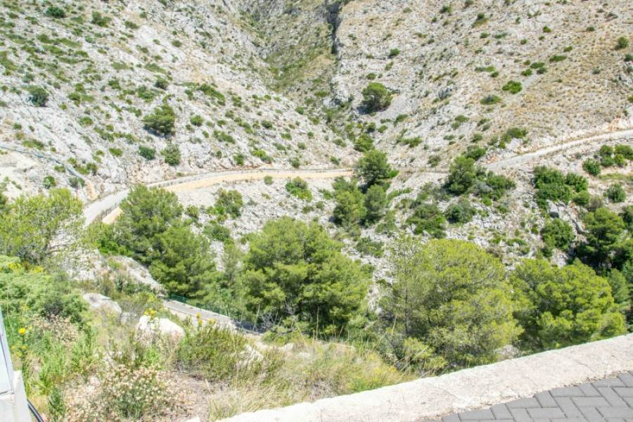 plot en altea · altea 145000€