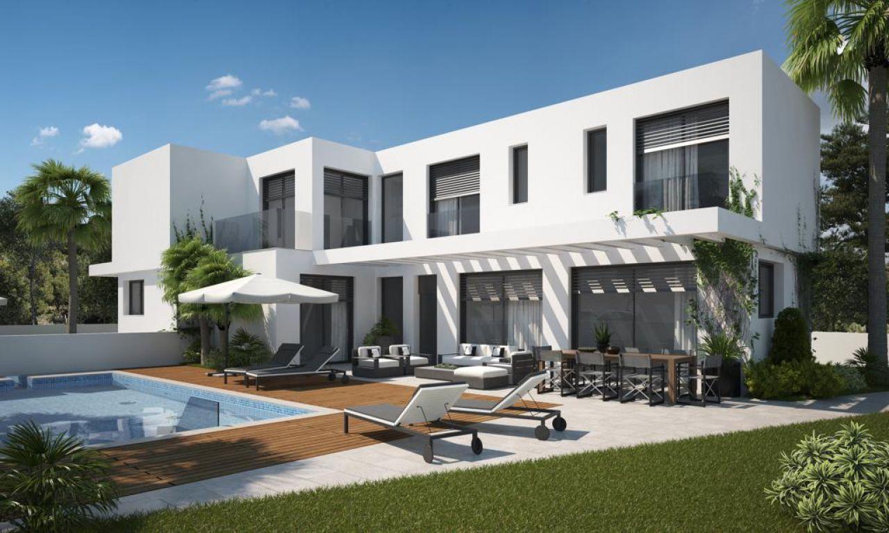 Villa - En Proyecto - Arnella - Moraira
