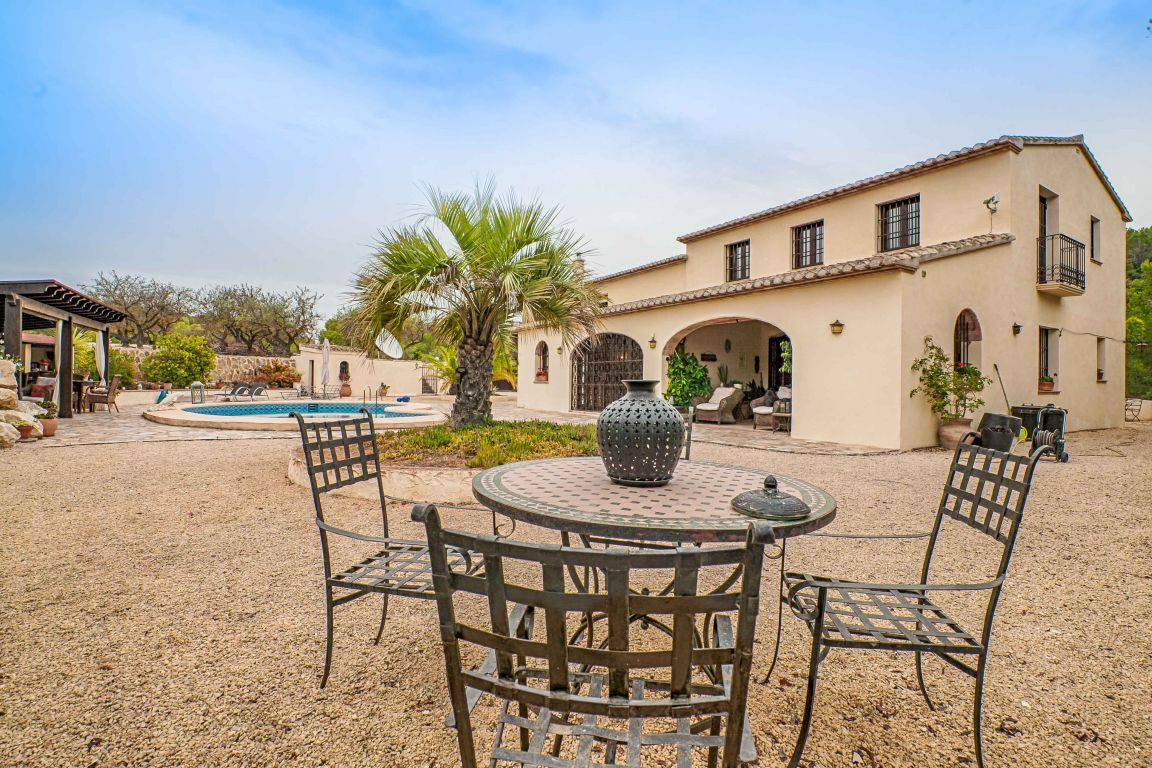 Country House - Ready To Move And Live - Benissa - Benissa