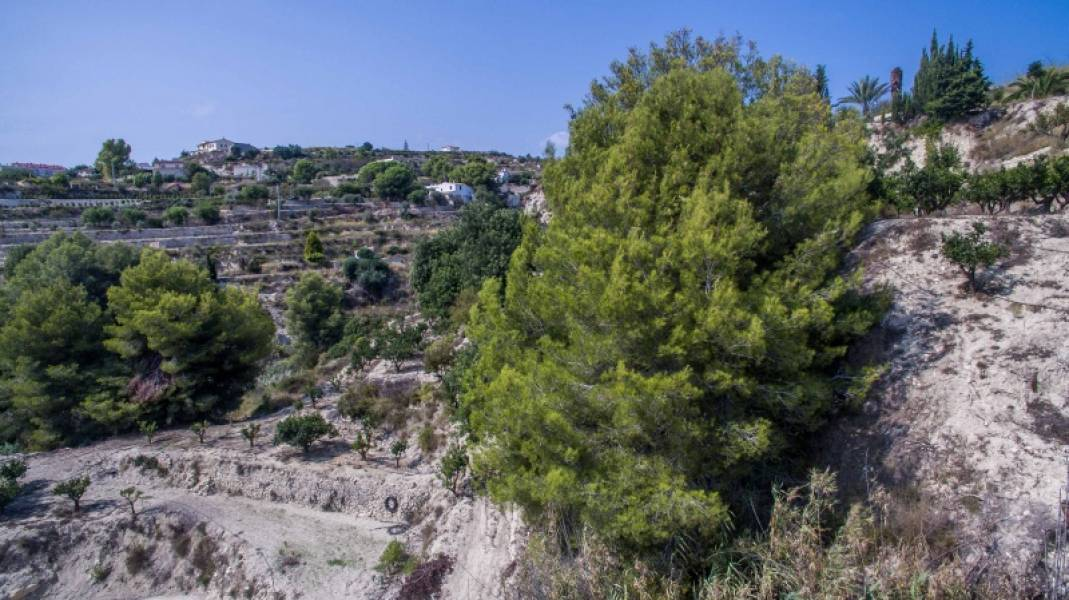 Estate Agents Moraira – Property for sale in Moraira – Plot – Santa Ana – Benissa