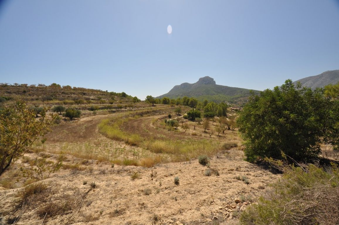 Estate Agents Moraira – Property for sale in Moraira – Plot – LLEUS – Benissa