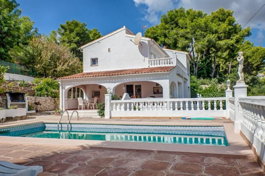 Villa - Ready To Move And Live - Fustera - Benissa