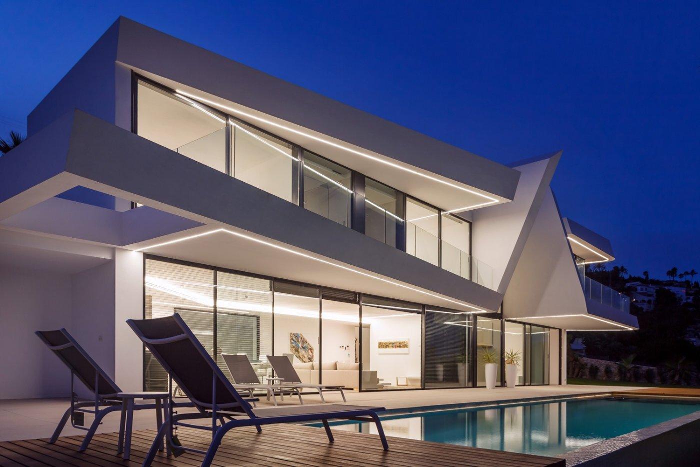 villa en moraira · benimeit 1750000€