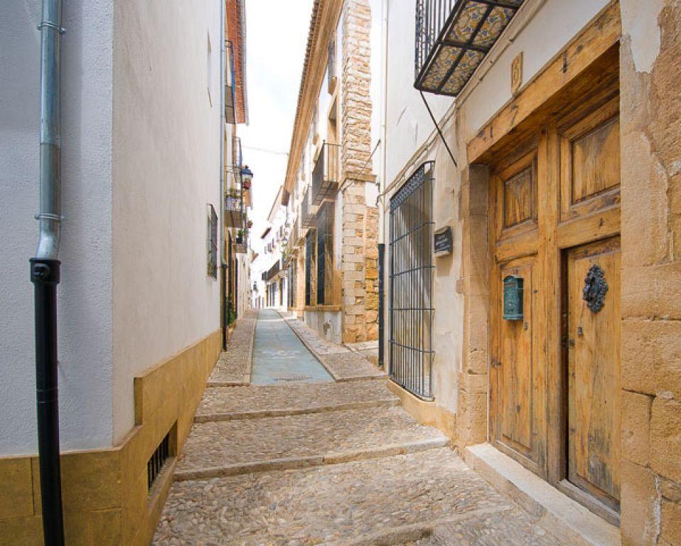 townhouse en benissa · pueblo 750000€
