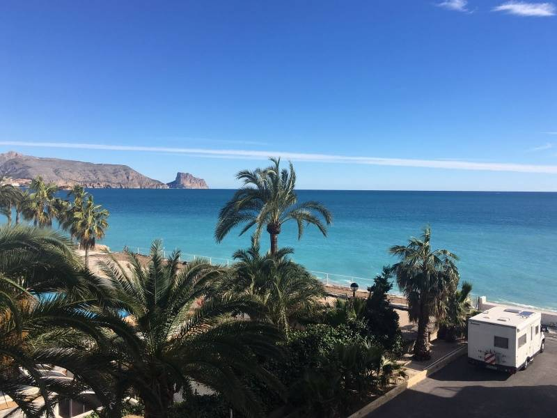 apartment en altea · 1a-linea 170000€