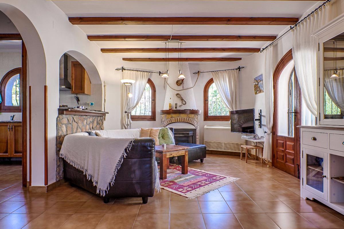 Estate Agents Moraira – Property for sale in Moraira – Villa – LA VIÑA – Benissa