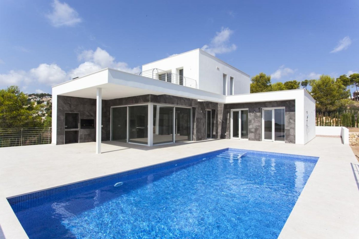 Villa - Ready To Move And Live - Benimeit - Moraira