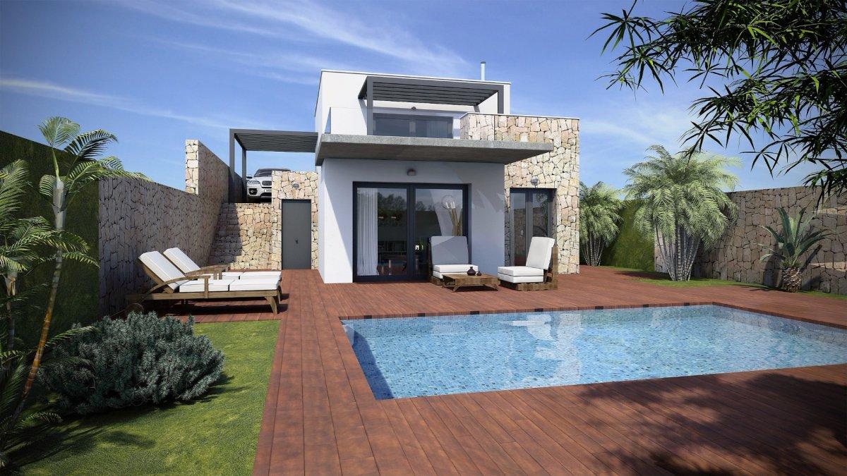Villa - En Proyecto - Solana - Alcalali