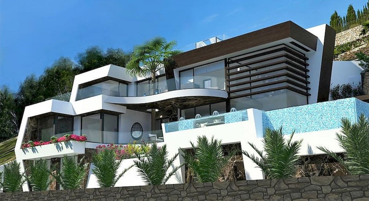 Villa - In Constructie - Racó De Galeno - Benissa