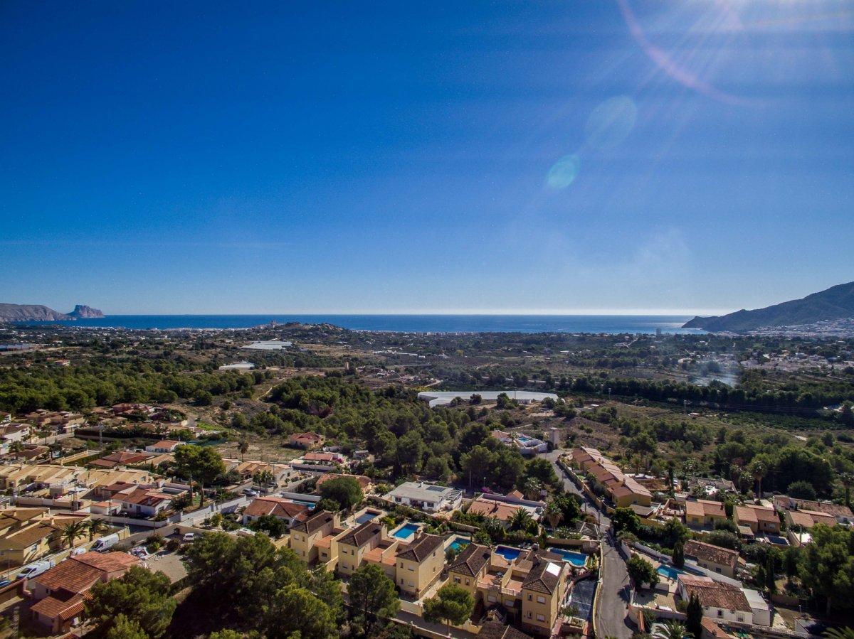 Villa in La Nucia Bello horizonte