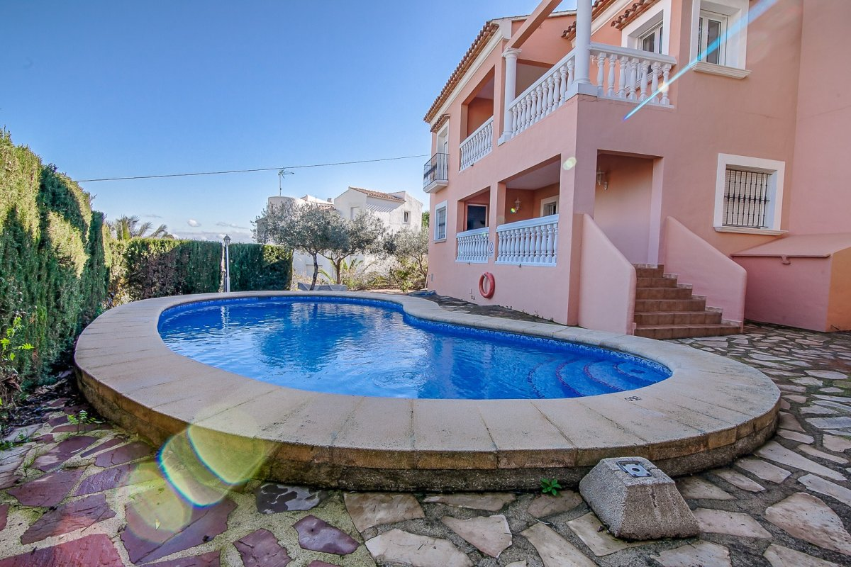 Villa - Ready To Move And Live - Pinosol - Jávea-Xàbia