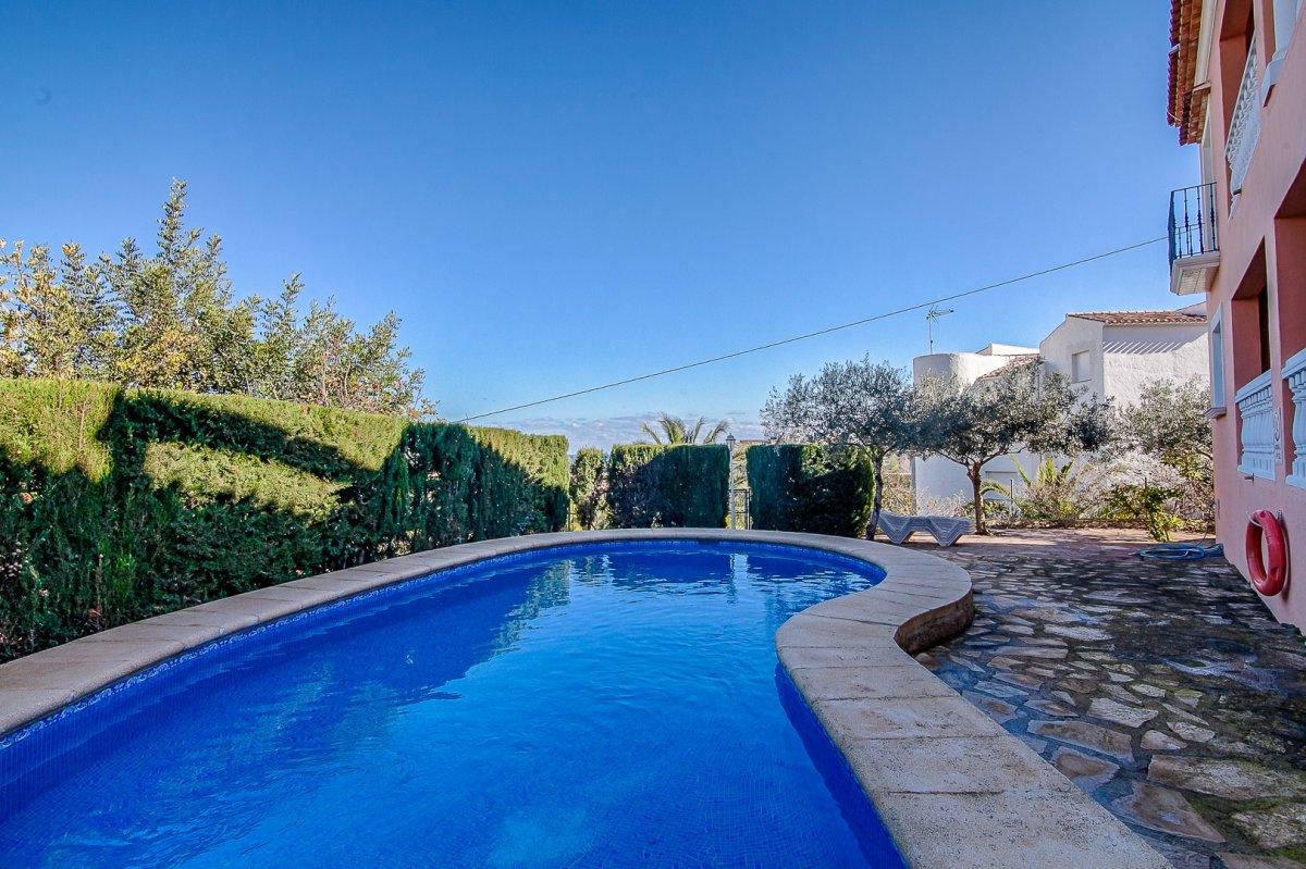 Estate Agents Moraira – Property for sale in Moraira – Villa – Pinosol – Jávea - Xàbia