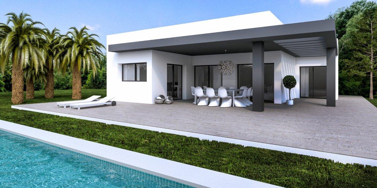 Villa - En Proyecto - La Solana 2 - Pedreguer