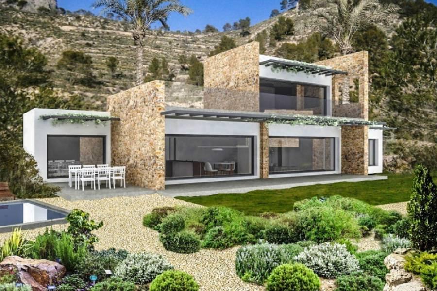 Villa - Under Construction - Finestrat - Finestrat