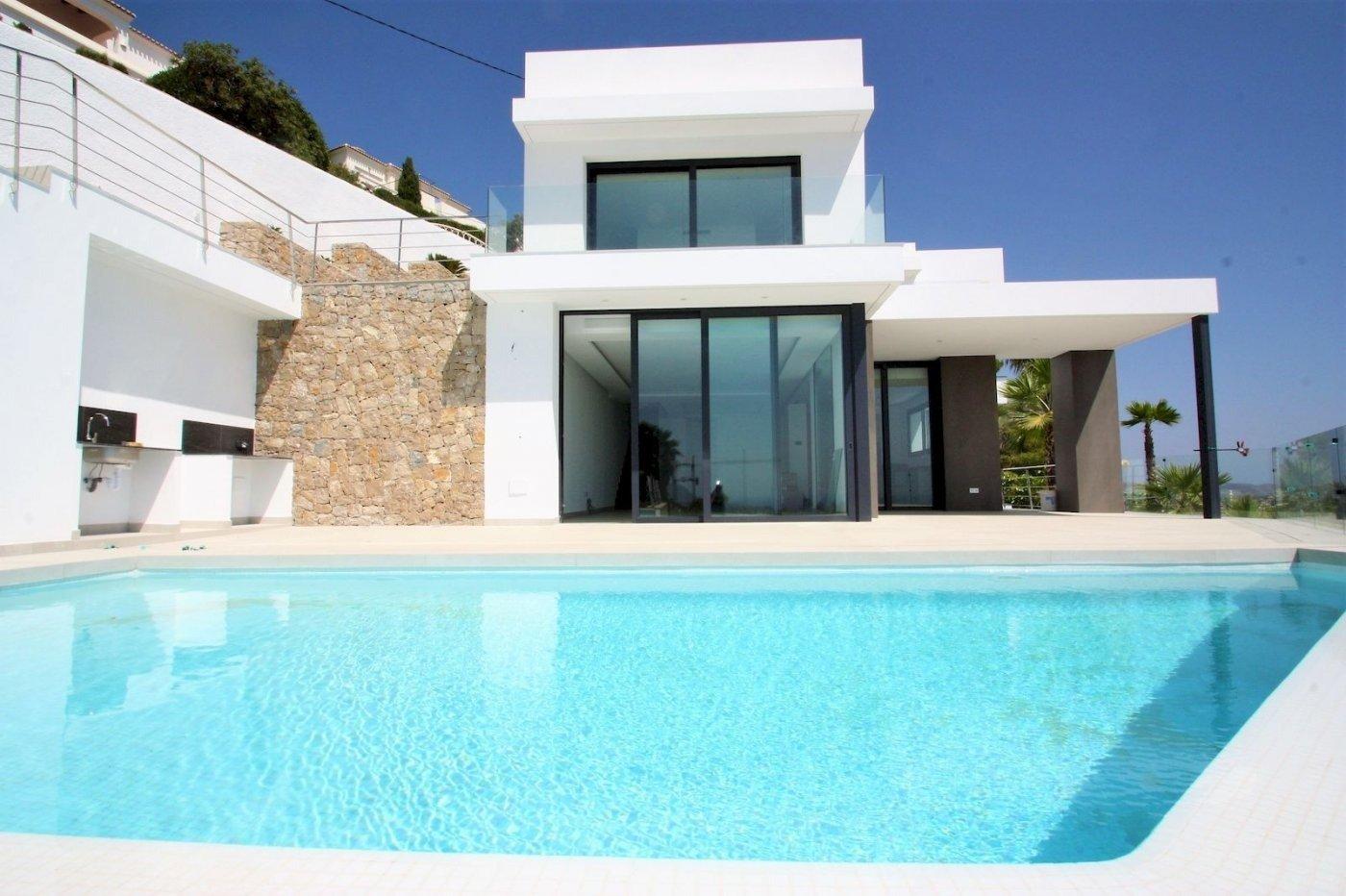 villa en benissa · raco-de-galena 1395000€