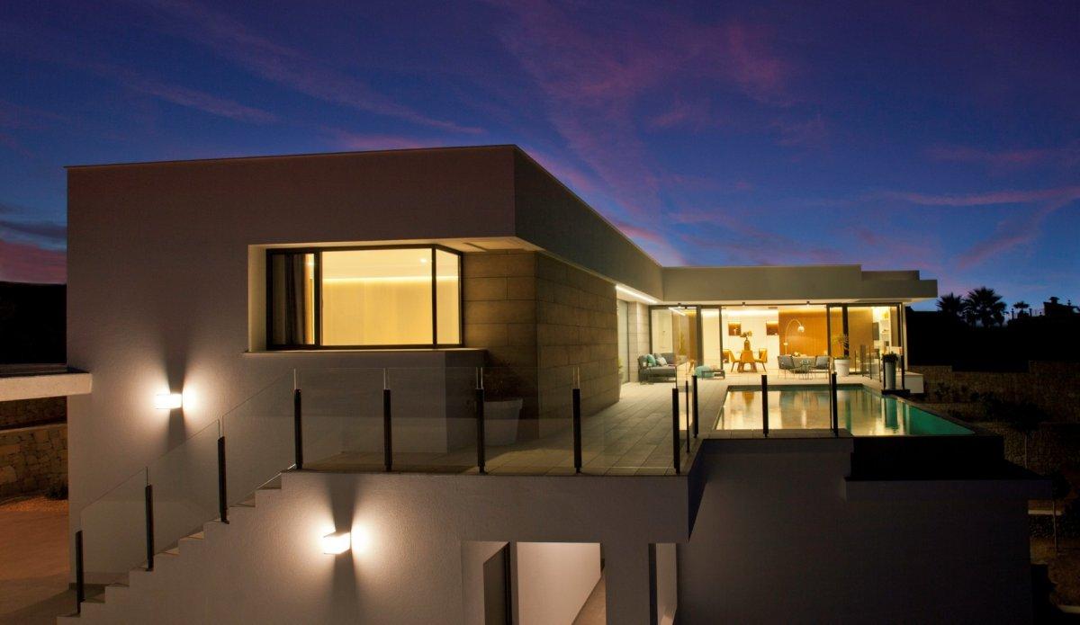 Villa - En Proyecto - Cumbre Del Sol - Benitachell