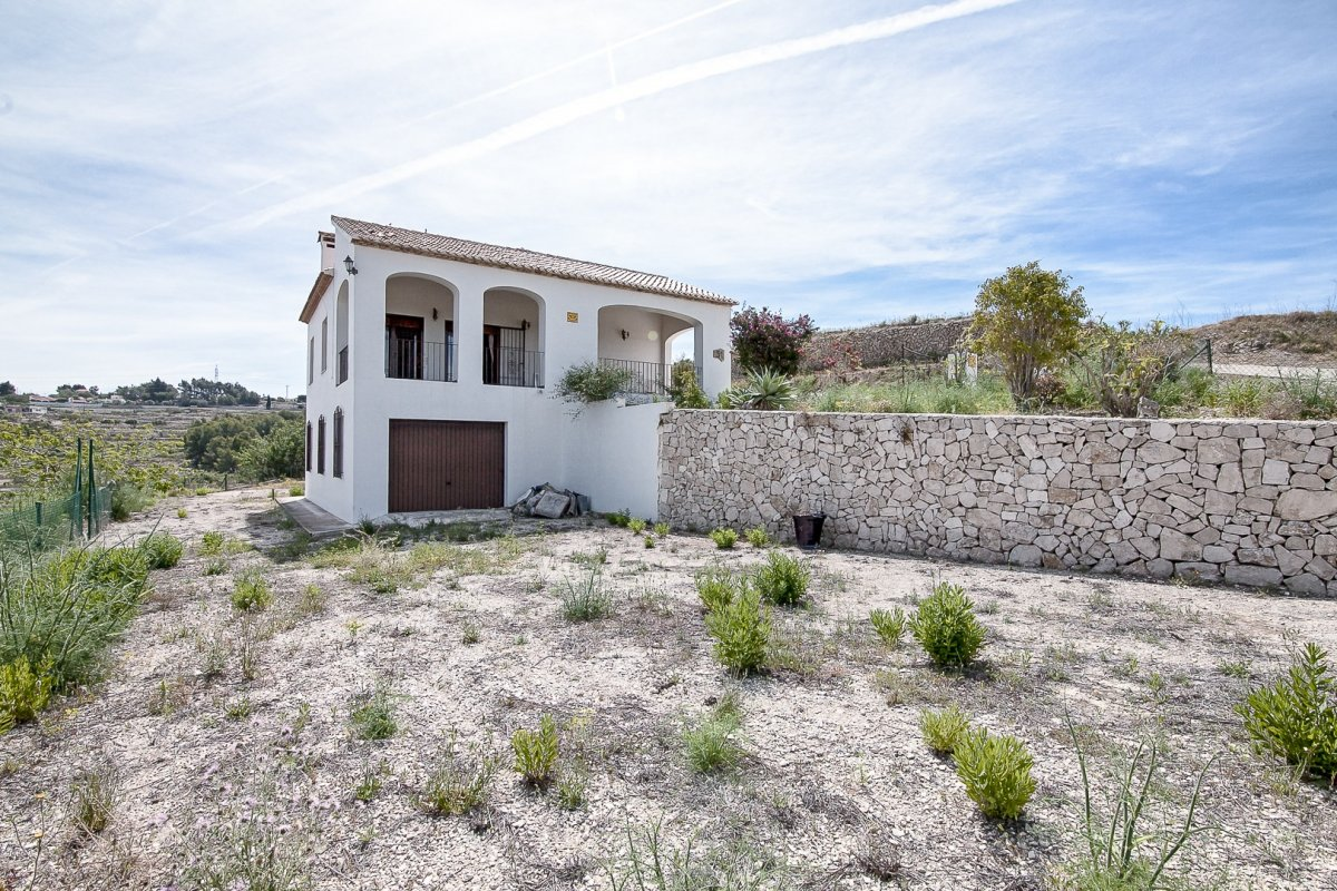 country-estate en benissa · llenes 360000€