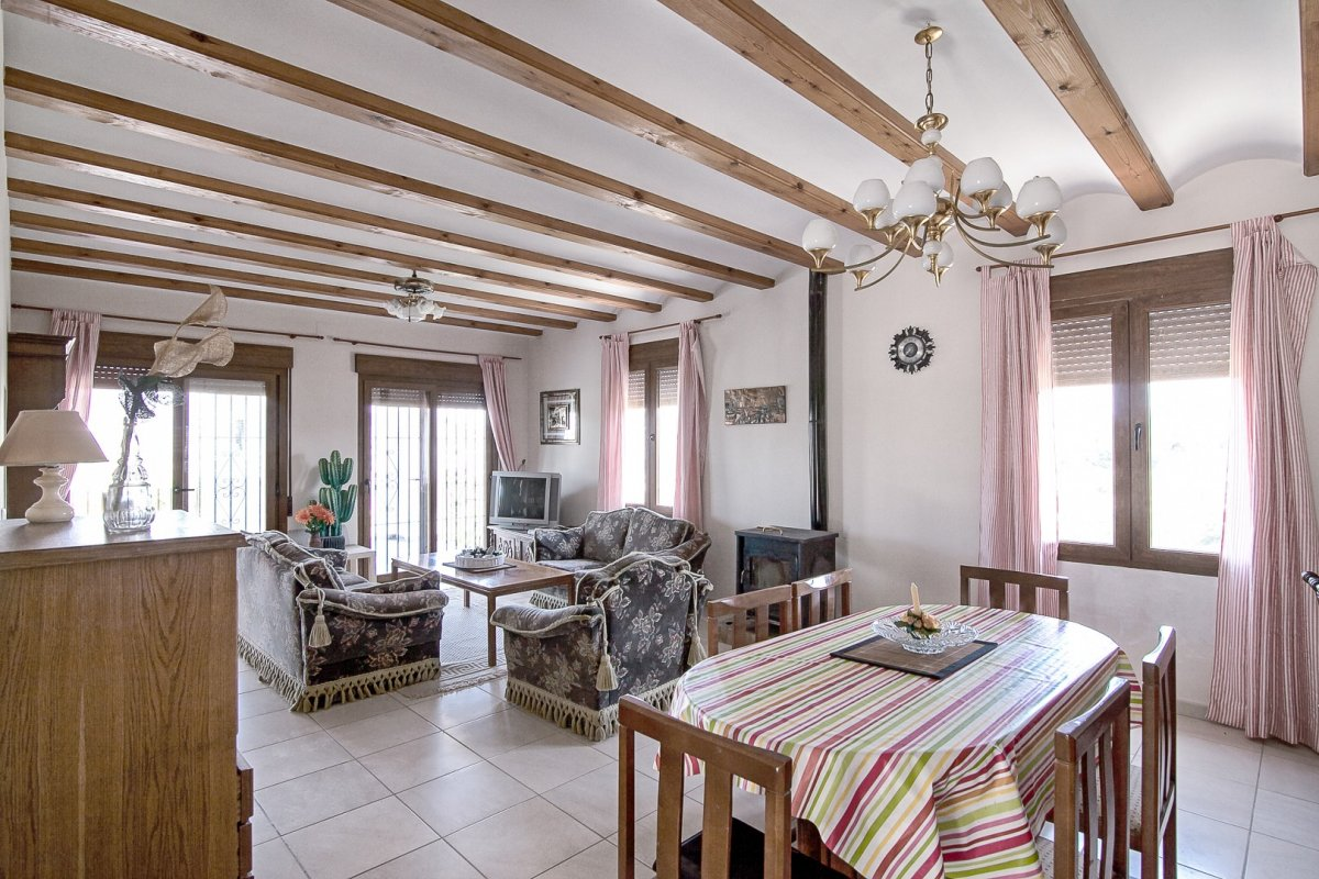 Country House in Benissa LLENES