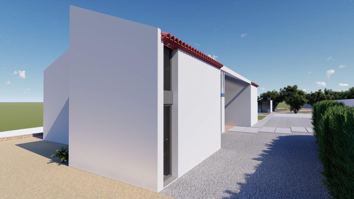 Country House in Moraira Font santa