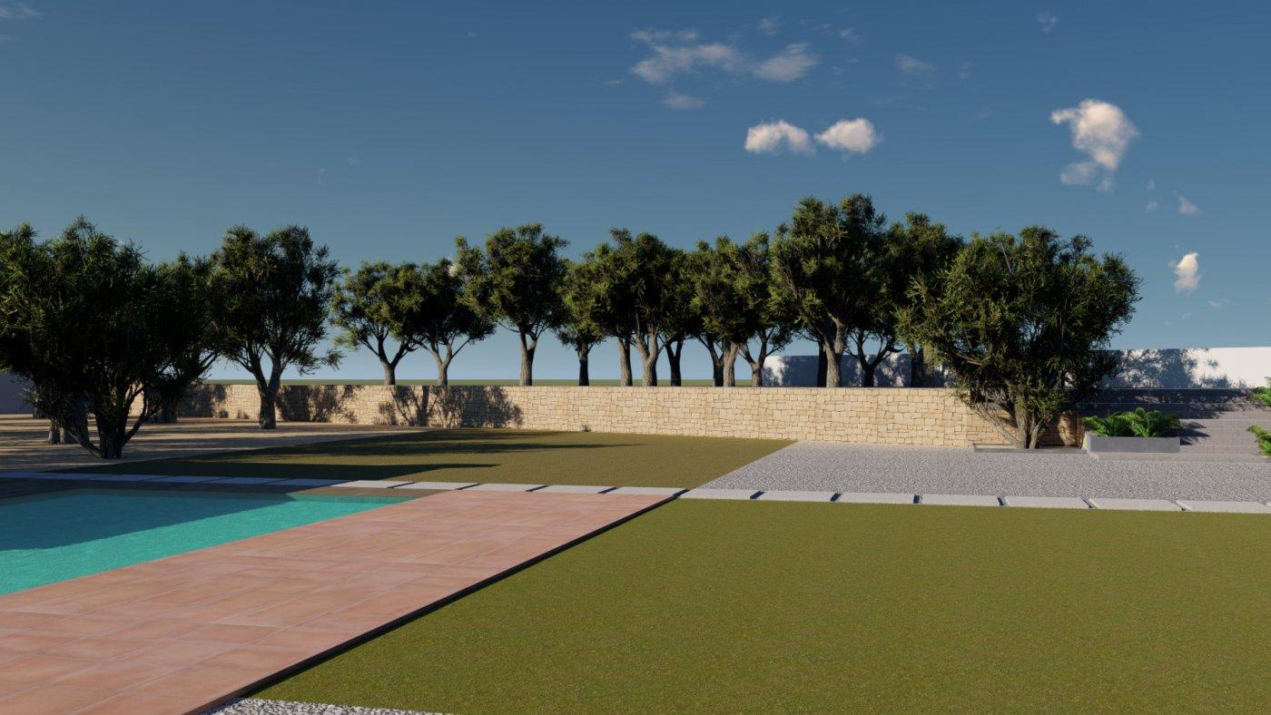 Country House - En Proyecto - Font Santa - Moraira