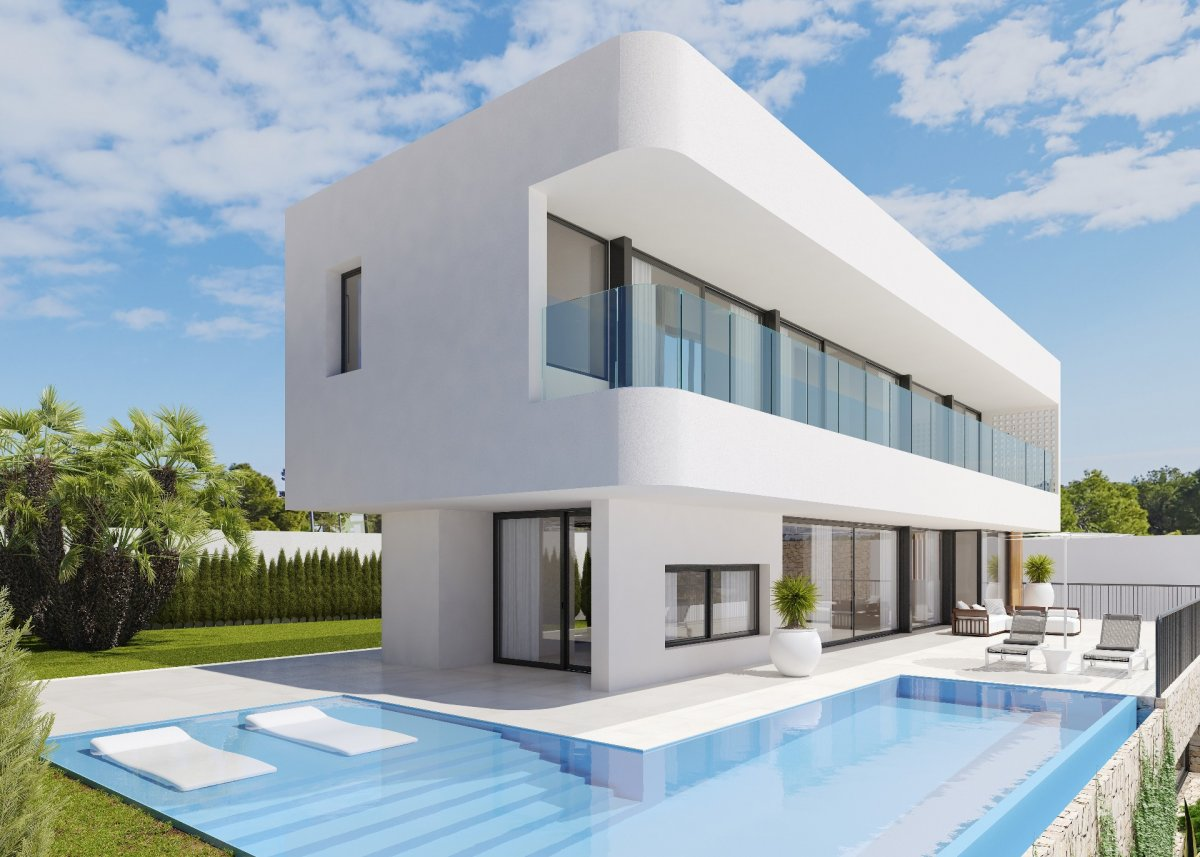 Villa - Under Construction - Finestrat - Finestrat