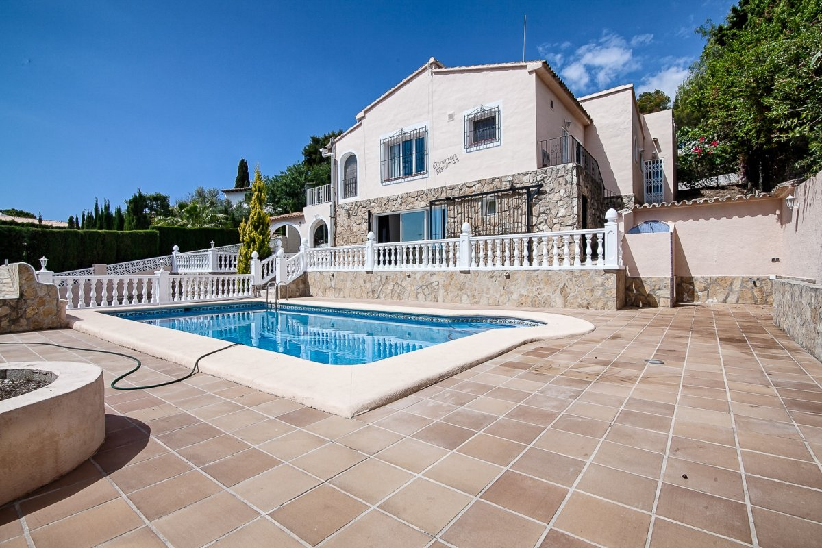 Villa - Ready To Move And Live - Camarrocha - Moraira