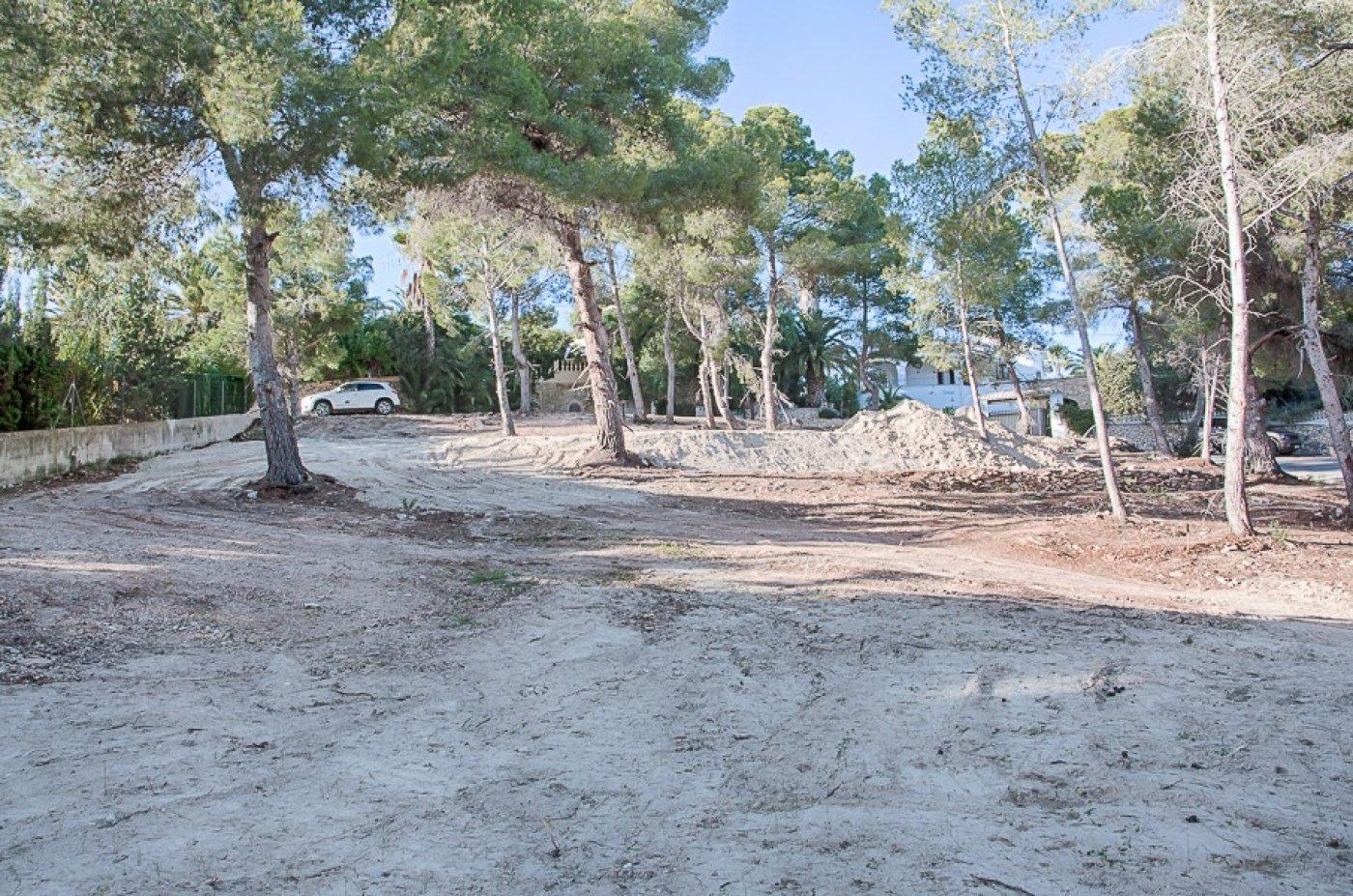 Estate Agents Moraira – Property for sale in Moraira – Plot – Costera Del Mar – Moraira