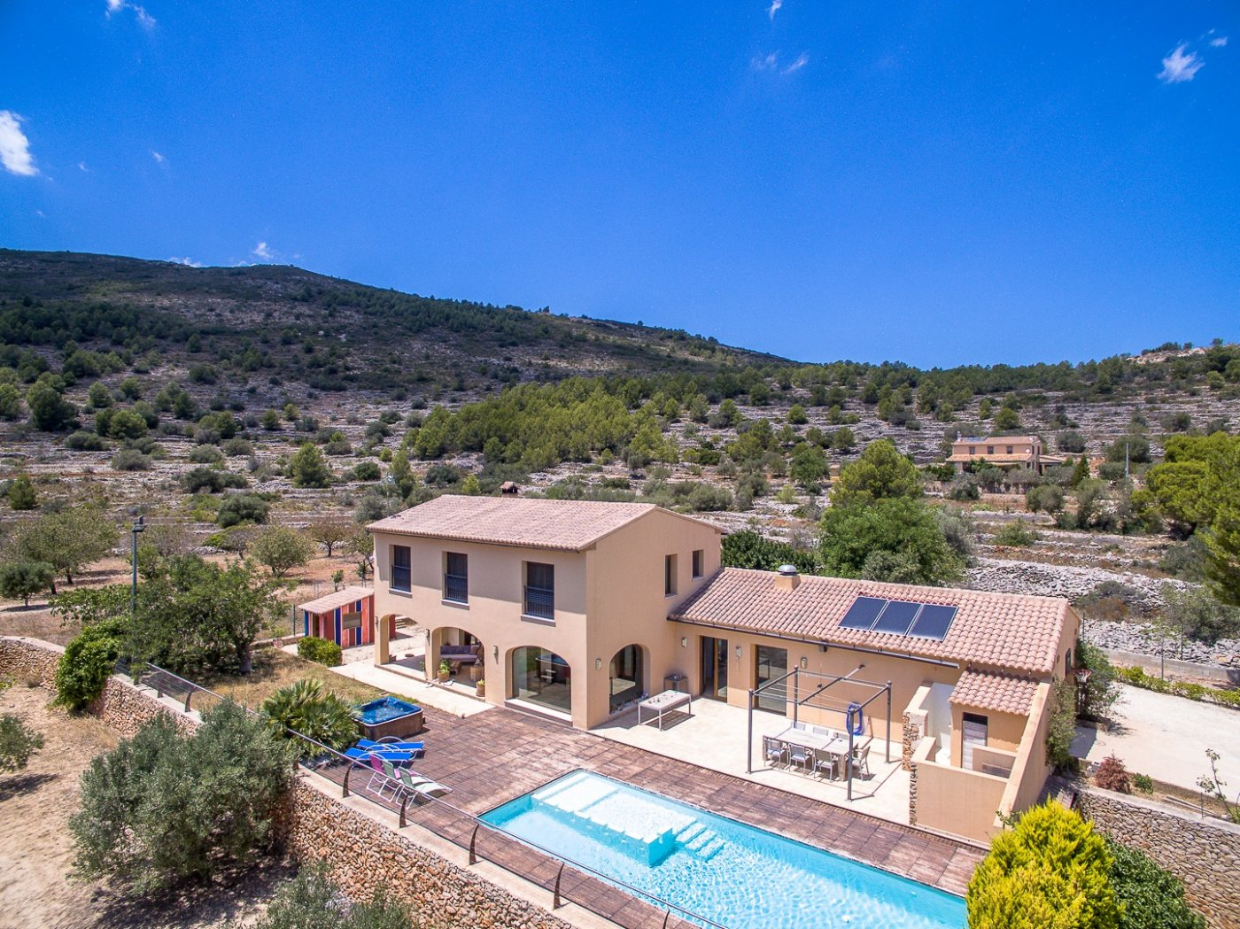 Country House - Ready To Move And Live - Benimallunt - Benissa