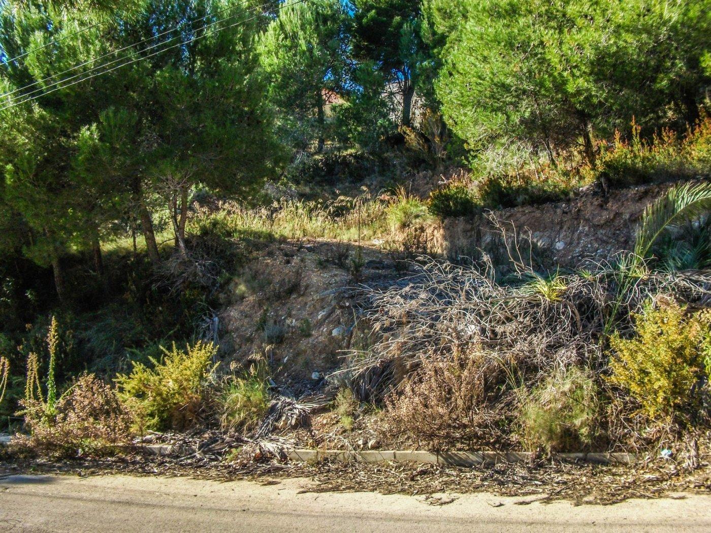 Plot - En Proyecto - La Sierra - Altea