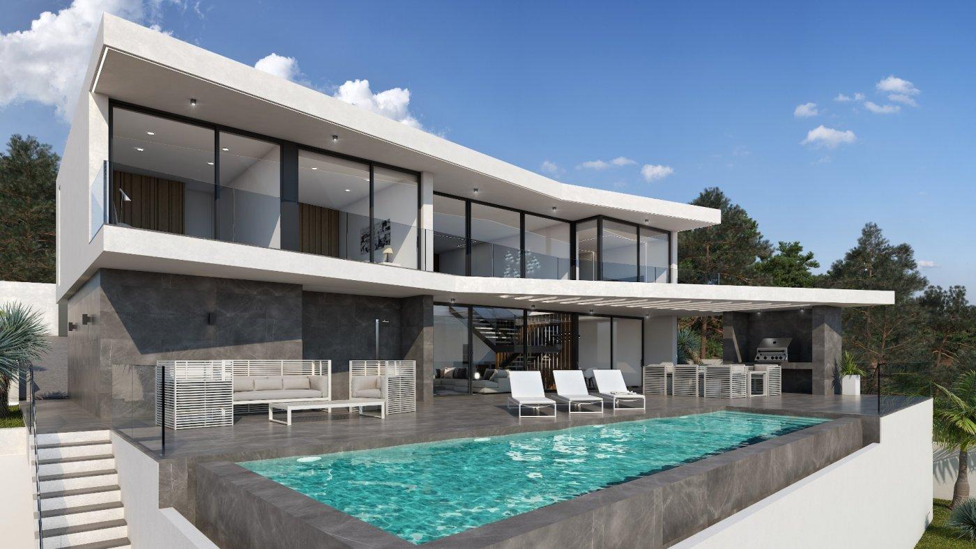 Villa - Under Construction - Sabatera - Moraira