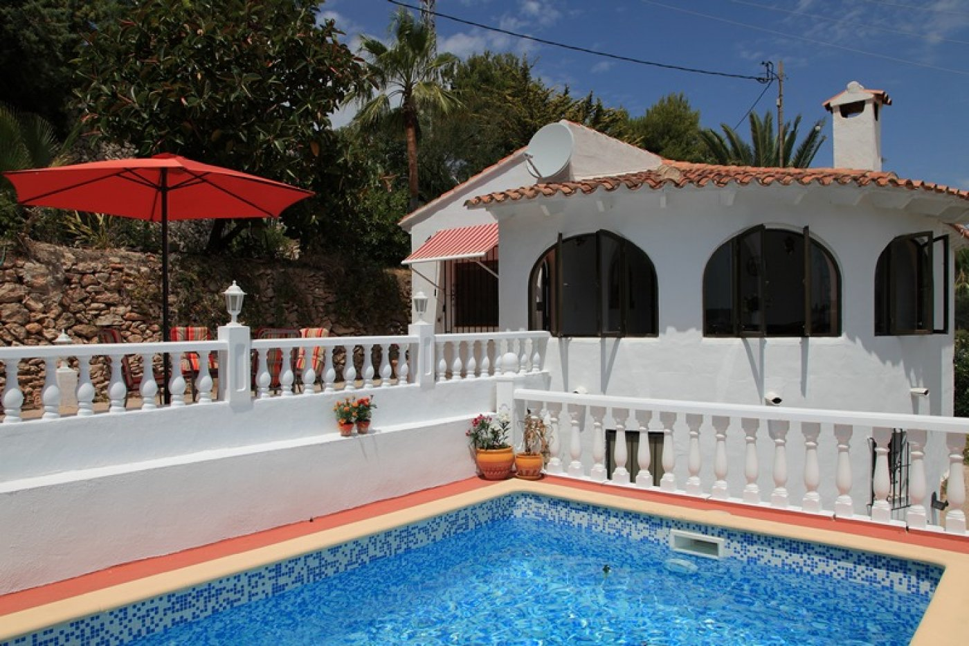 villa en benissa · buenavista 235000€
