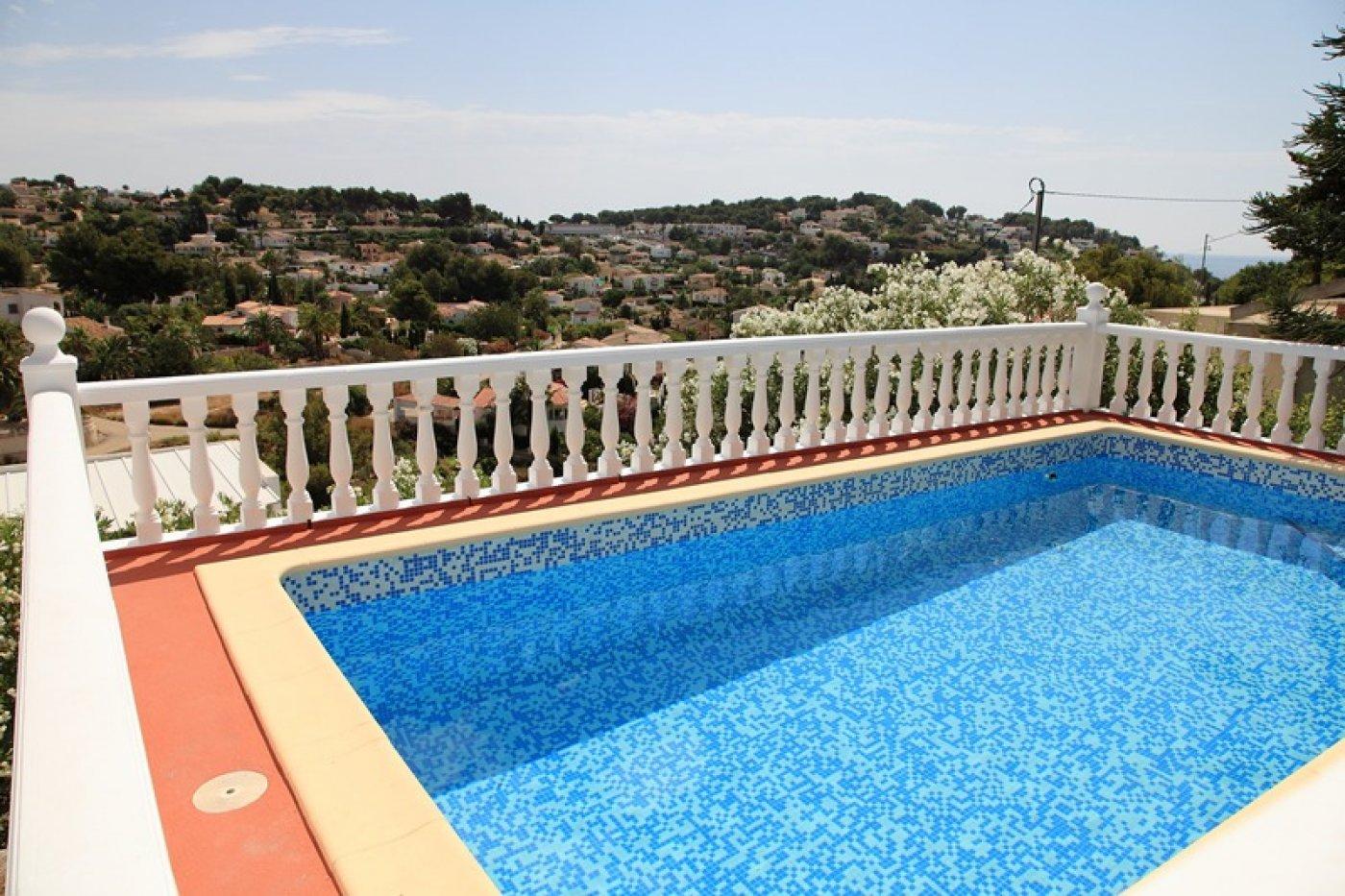 Villa - Einzugsbereit - Buenavista - Benissa