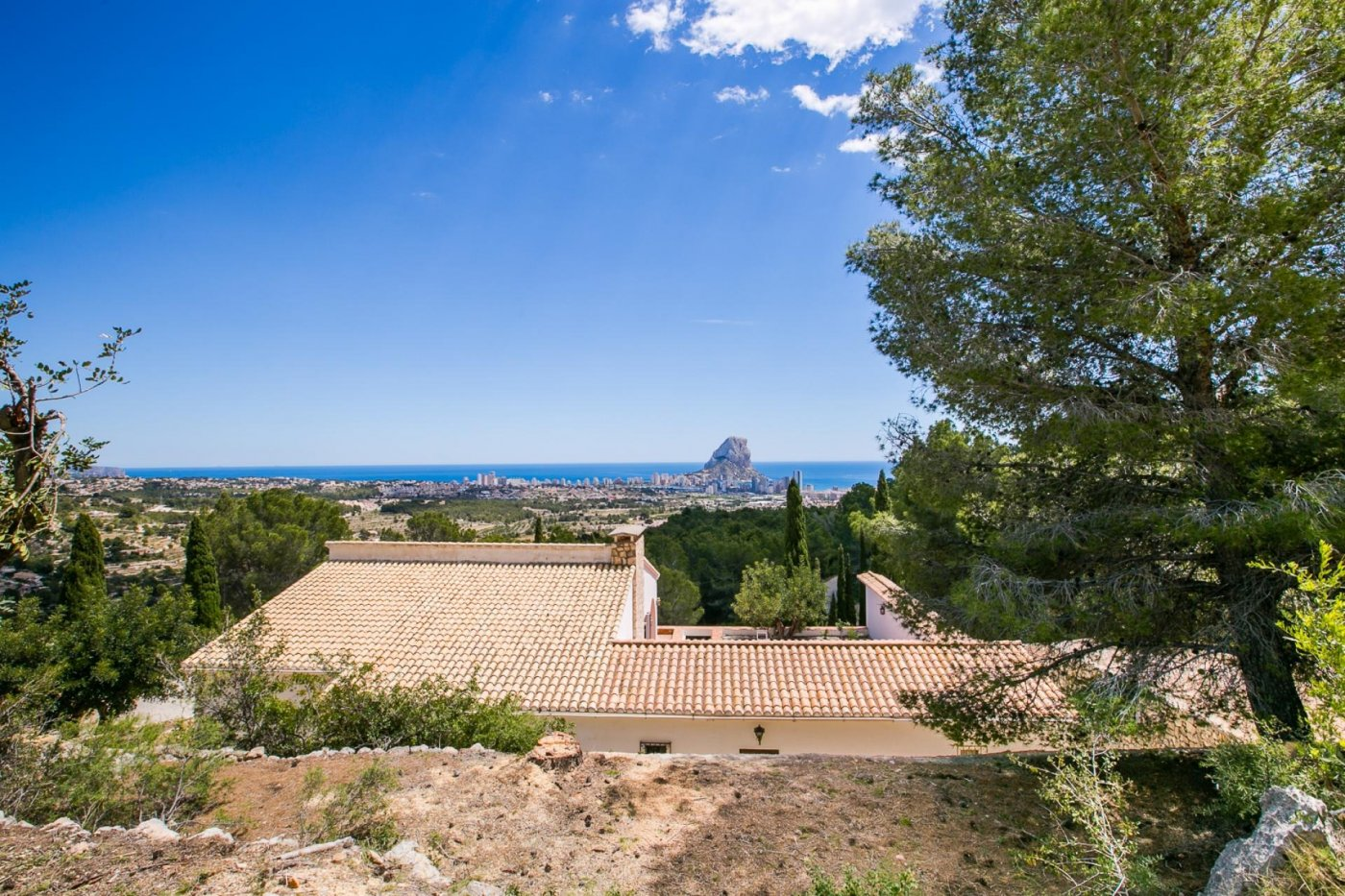 Estate Agents Moraira – Property for sale in Moraira – Country Estate – Basetes – Calpe