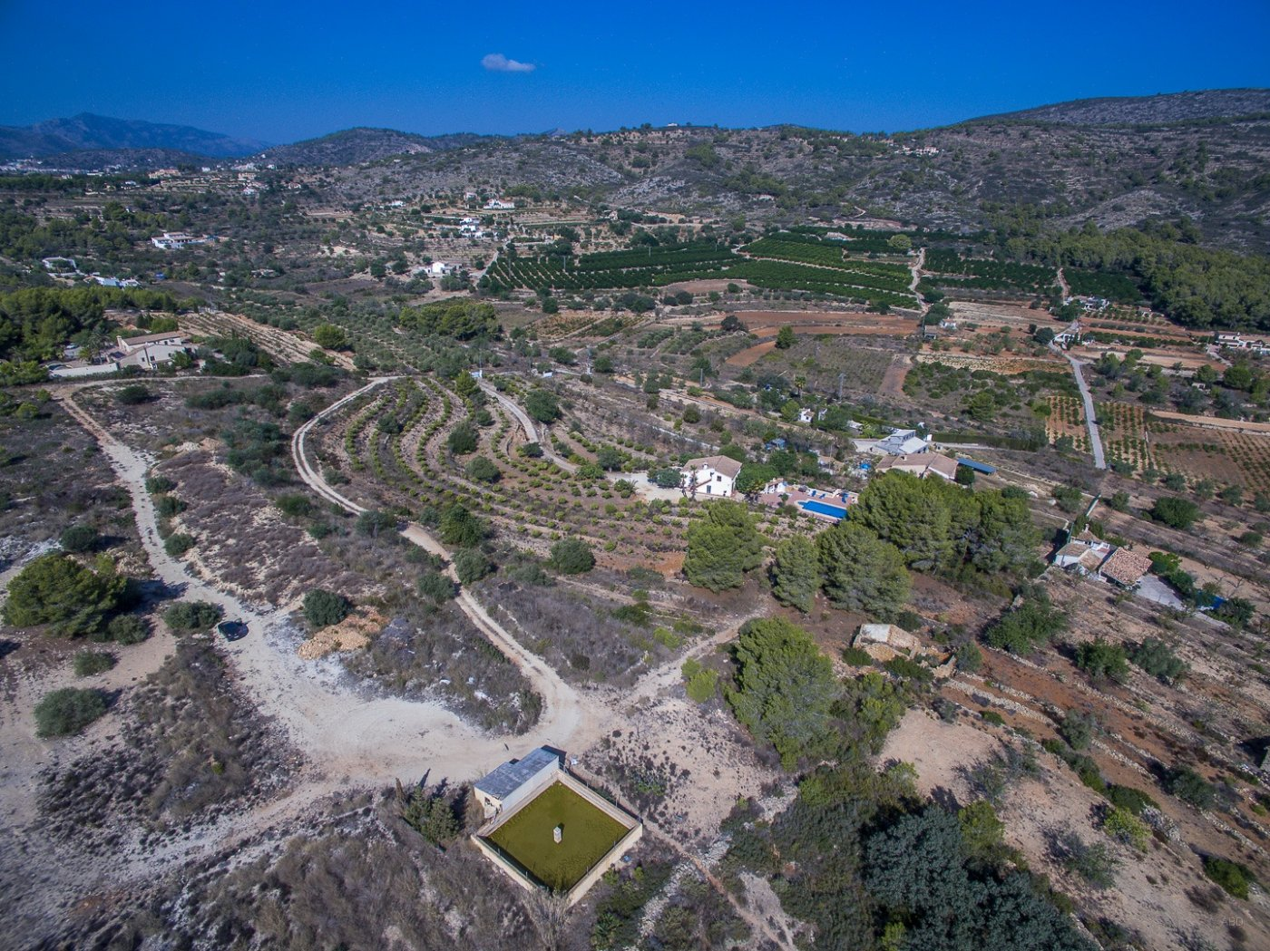 Plot in Benissa Canor
