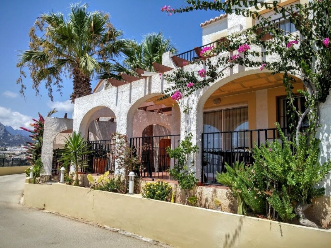 Townhouse - Ready To Move And Live - Tossal - Calpe