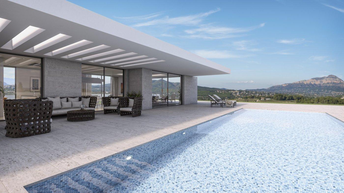 Villa - En Proyecto - Villes Del Vent - Jávea-Xàbia