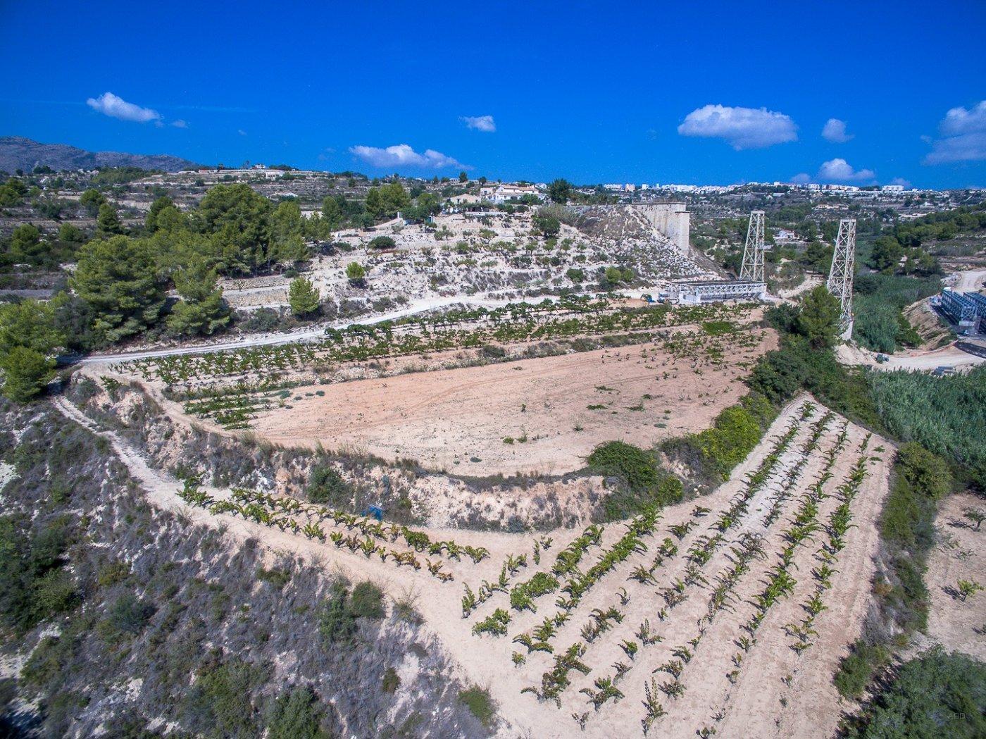 Grundstück - In Der Planung - Quisi - Benissa