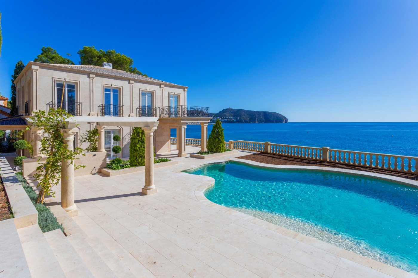 villa en moraira · moraira 4800000€
