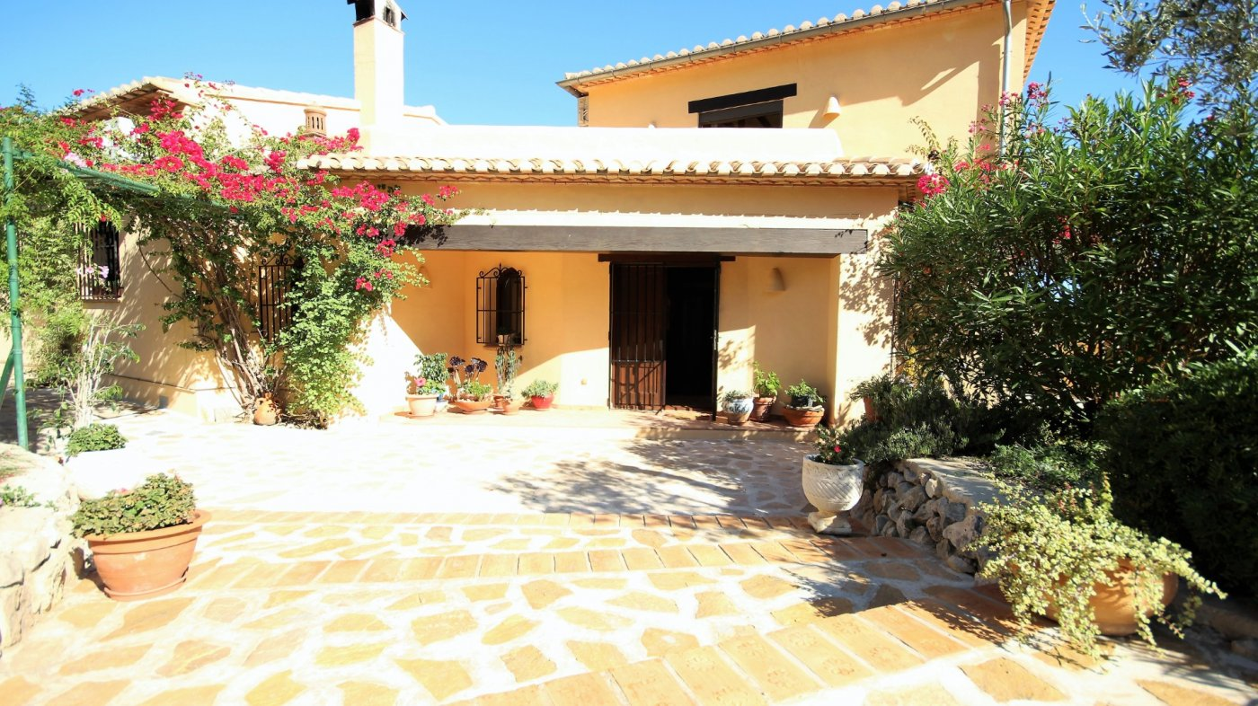 Country House - Ready To Move And Live - Campo - Lliber
