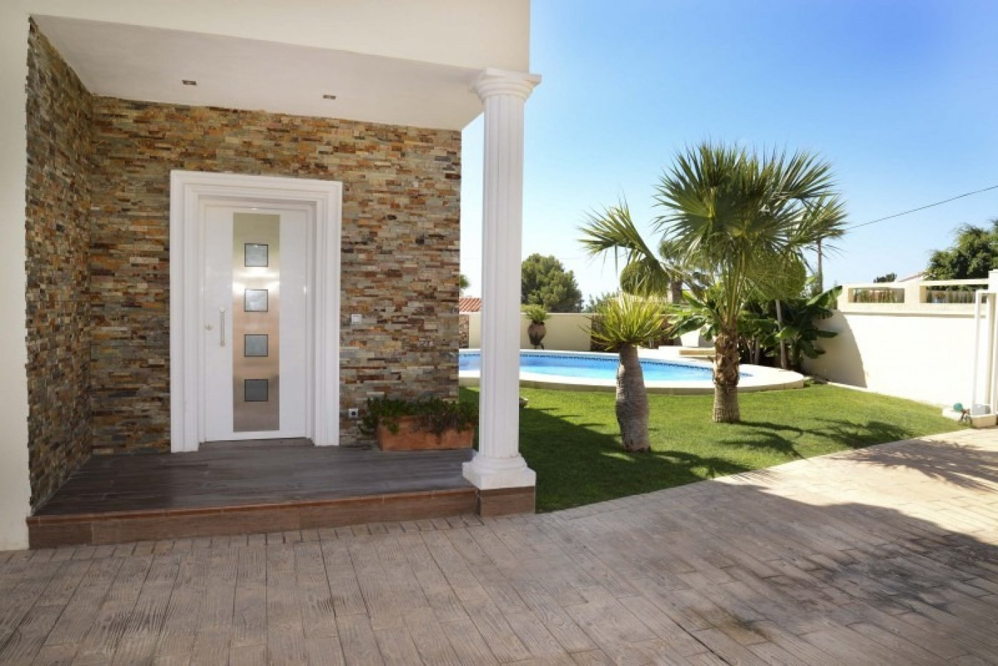 Villa - Ready To Move And Live - Calpe - Calpe