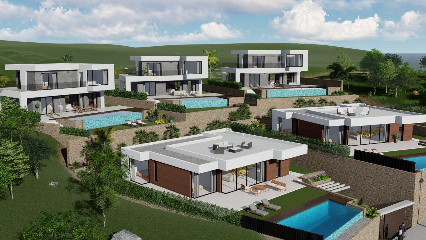 Villa - En Proyecto - Finestrat - Finestrat