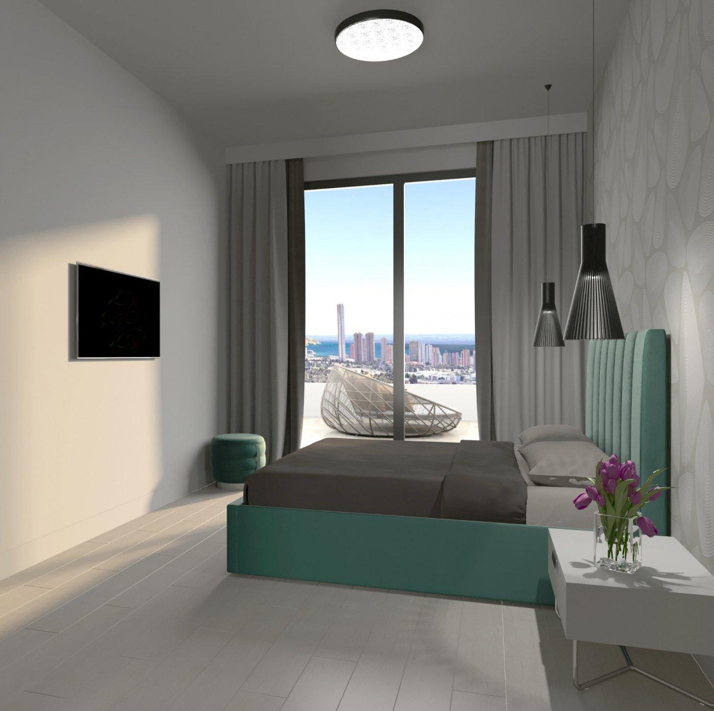 Apartment - Under Construction - Finestrat - Finestrat