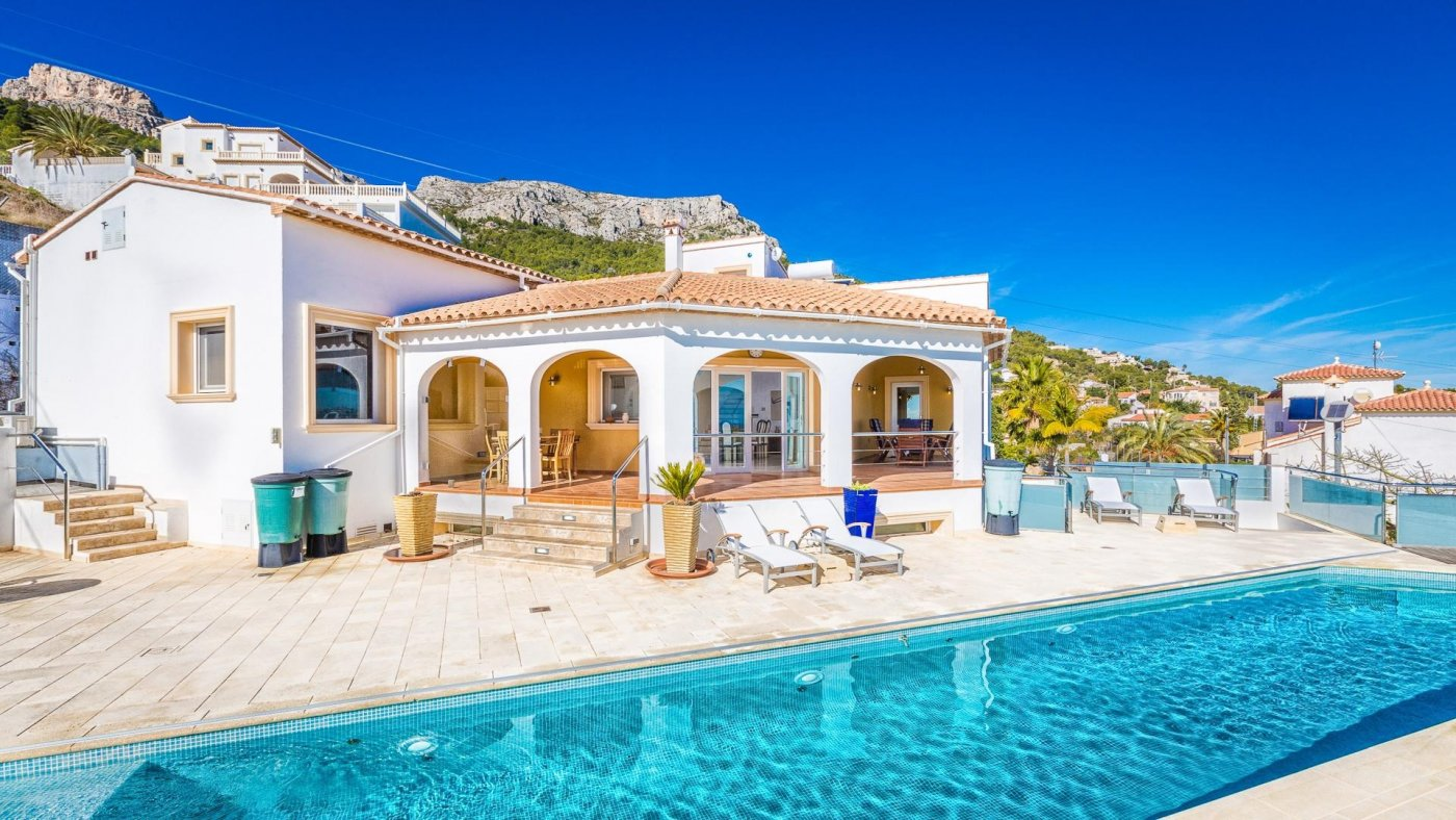Villa - Ready To Move And Live - Cucarres - Calpe