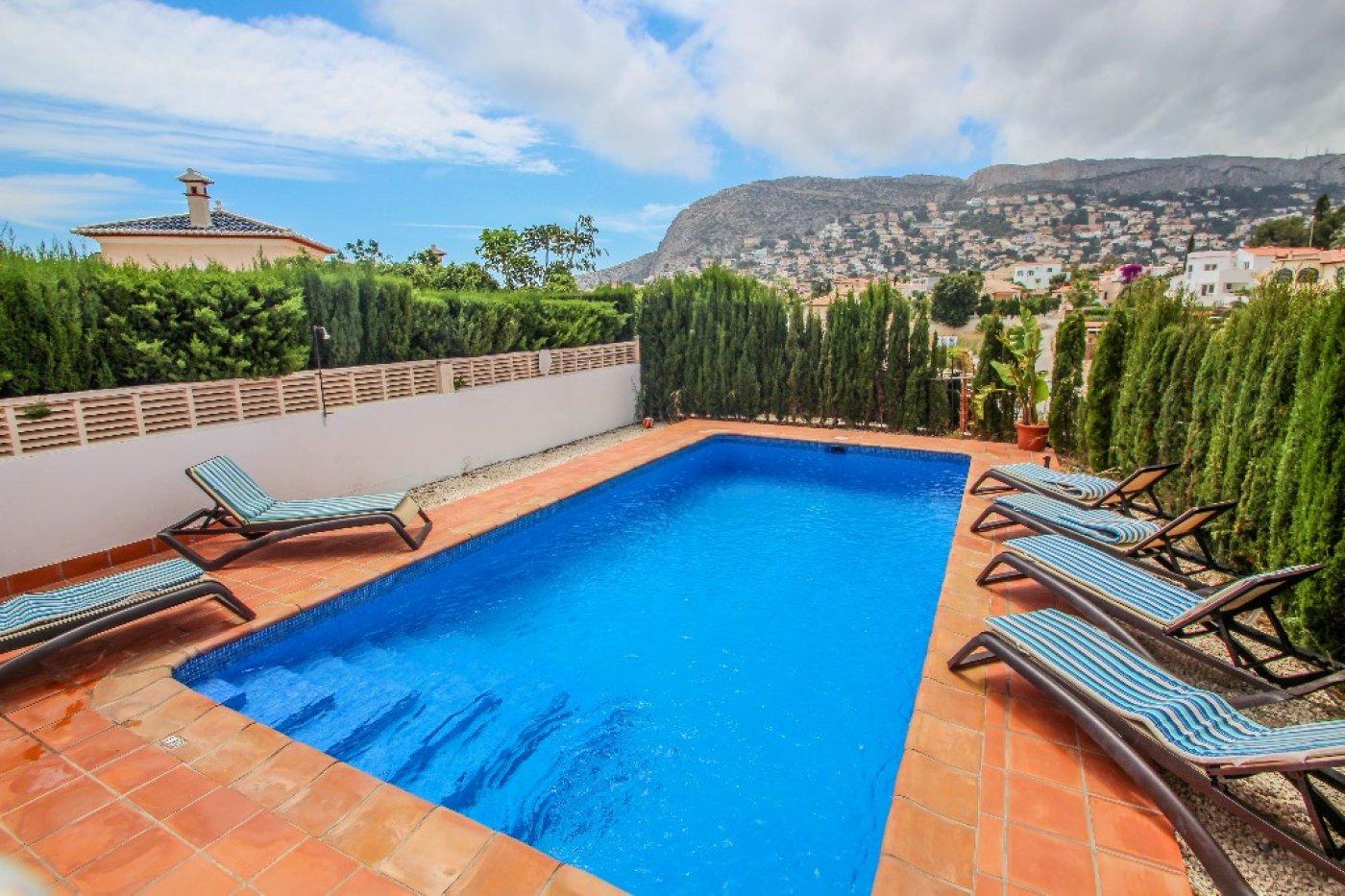 Villa - Klaar Om In Te Wonen - Puerto Blanco - Calpe