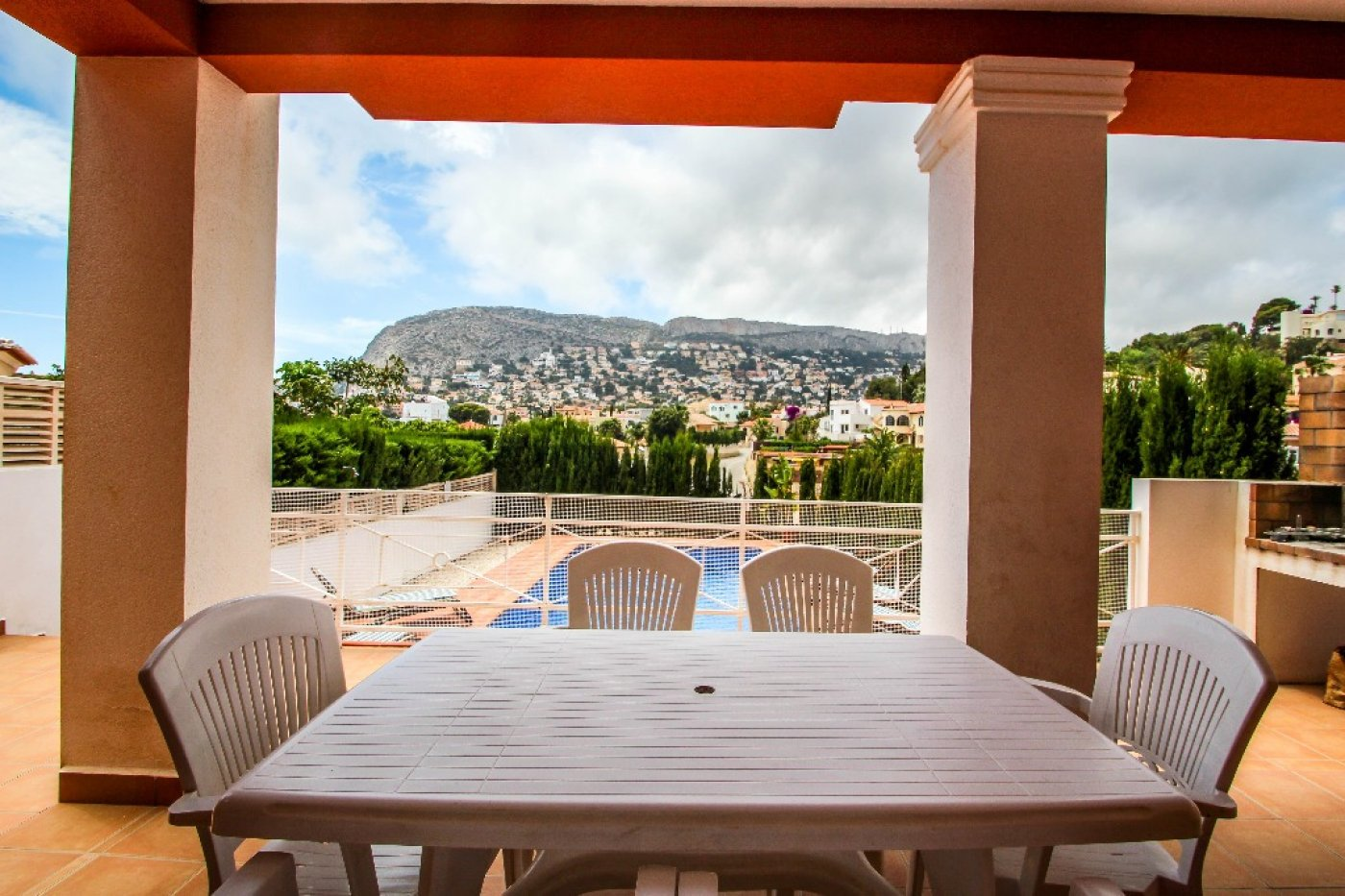 Villa - Ready To Move And Live - Puerto Blanco - Calpe