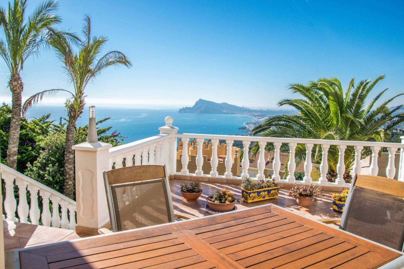 villa en altea · altea-hills 695000€