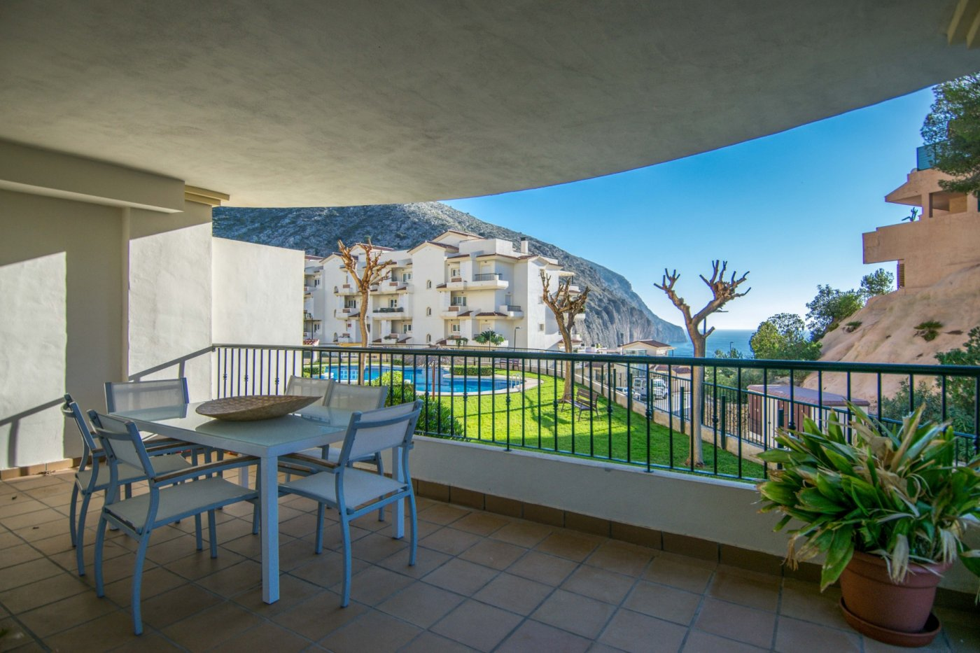 Apartment - Ready To Move And Live - Mascarat - Altea