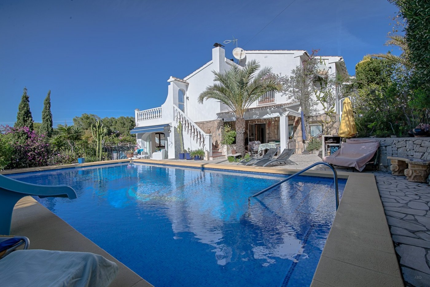 Villa - Ready To Move And Live - Alcasar - Moraira