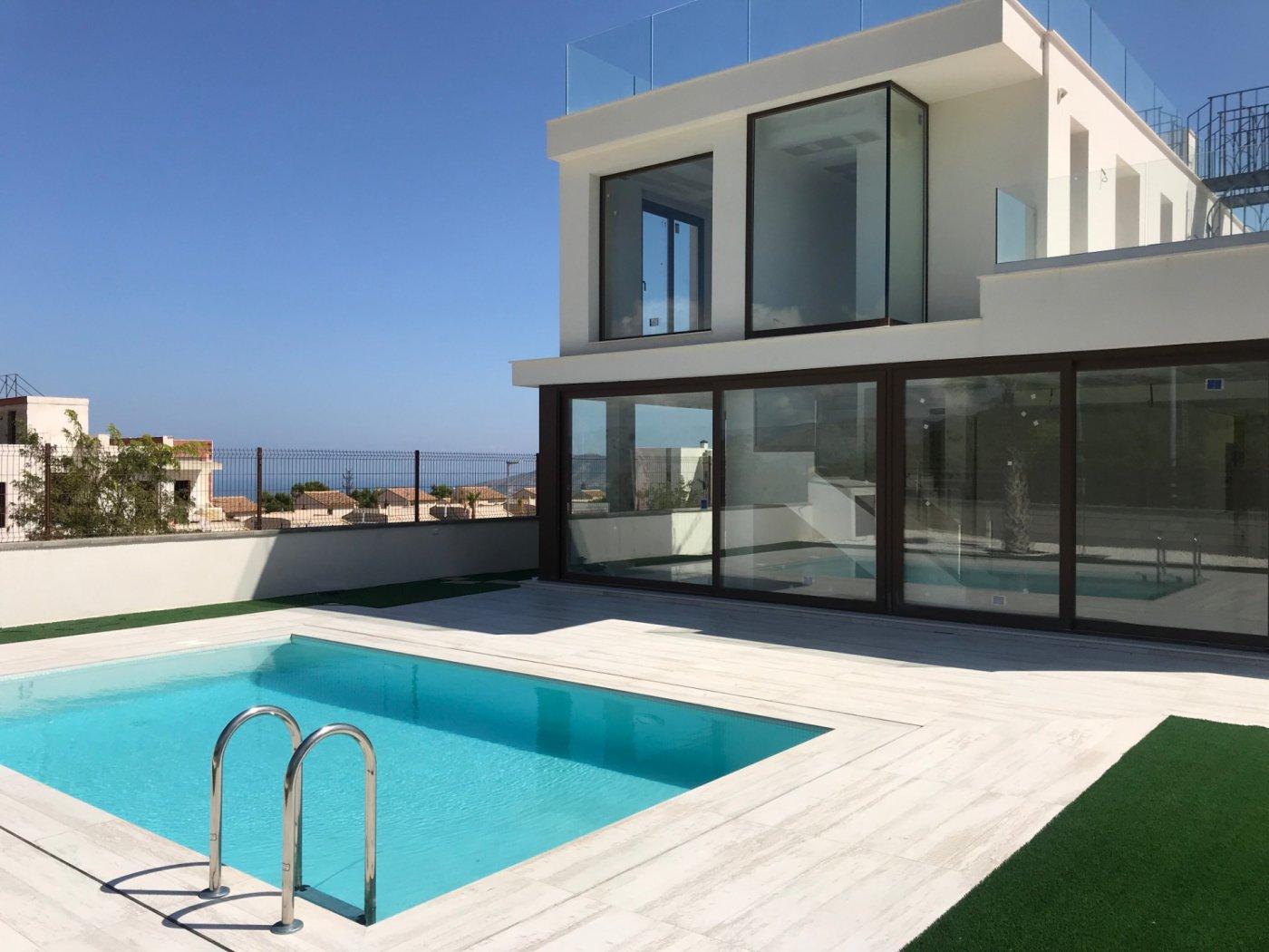 Villa - New Construction - Polop - Polop